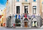 Hôtel Tallinn - Hestia Hotel Barons Old Town-1
