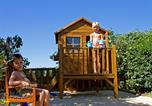 Camping avec Ambiance club Gironde - Camping Le Pressoir  -4