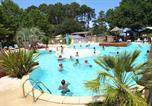 Camping avec Bons VACAF Saubion - Campéole Le Lac de Sanguinet-2
