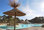 Camping avec Piscine Naujac-sur-Mer - Domaine résidentiel de plein air Atlantic Club Montalivet-1
