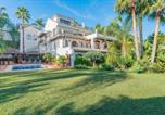 Hôtel Marbella - B&B Villa Belmundo - Puerto Banús-1