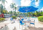Hôtel Sunny Isles Beach - Sunny Isles Ocean Reserve Three Bedroom Condo Apartments-3