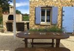 Location vacances Meyrargues - Cabanon de charme en plein coeur des vignes-1