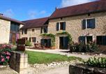 Hôtel Coux-et-Bigaroque - Cottage de la Mothe-1