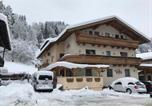 Hôtel Wildschönau - Alpenchalet Almrose-4