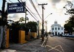 Location vacances Recife - Hotel & Motel Henrique Dias (Adults Only)-1