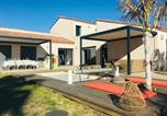 Location vacances Canet-en-Roussillon - Grande villa proche mer-2