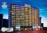 Location vacances  Émirats arabes unis - Flora Creek Deluxe Hotel Apartments-1
