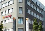 Hôtel Gare de Ludwigshafen - Sevendays Hotel Boardinghouse Mannheim-2