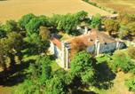 Location vacances Leboulin - Lamothe-Goas Chateau Sleeps 20 with Pool and Wifi-1