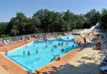 Camping avec Piscine Aveyron - Camping Les Terrasses du Lac-1