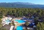 Camping 4 étoiles Aix-en-Provence - Camping Domaine de la Sainte Baume-2