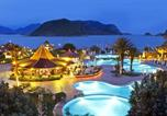 Hôtel İçmeler - Marti Resort Deluxe Hotel-2