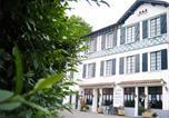 Hôtel Pyrénées-Atlantiques - Hotel Au Petit Béarn-1