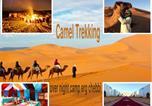 Camping  Acceptant les animaux Maroc - Overnight camp erg chebbi-2