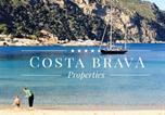 Location vacances Begur - Casa en 1a línea mar, Aiguablava, Begur-3