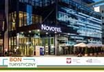 Hôtel Łódź - Novotel Lodz Centrum