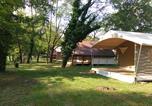 Camping avec Site nature Pradons - Camping La Turelure-4