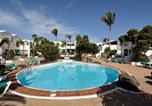 Location vacances Tías - Black Stones Share Pool!-2