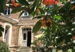 Hôtel Puyravault - La Villa des Roses-1