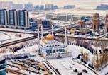Location vacances Astana - Северное Сияние 35 этаж-3