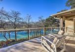 Location vacances Gonzales - Pet-Friendly Riverfront Retreat Deck and Views-1
