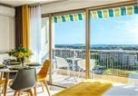 Hôtel Mandelieu-la-Napoule - Cannes Marina Residence - Appart Hotel Mandelieu-4