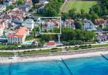 Hôtel Kühlungsborn - Villa Astoria - Suiten am Meer