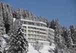 Hôtel Klosters-Serneus - Waldhotel Davos - for body & soul-2