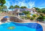 Location vacances Tossa de Mar - Holiday Home Casa del sol-1