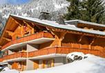 Location vacances  Suisse - Chalet Argentiere