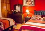 Hôtel Mexique - Hostel Casa di Gladys47-1