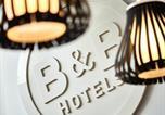 Hôtel Valenciennes - B&B Hôtel Valenciennes-1