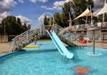 Camping Hongrie - Happy Camp mobile homes in Balatontourist Füred Camping & Bungalows-3