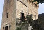 Location vacances Todi - Torre Caetani- Night in a medieval tower-3