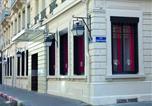 Hôtel Lyon - Globe Et Cecil