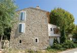 Location vacances Le Beausset - Stone Cottage, 2-4 People, At Provence Mas 16th Cent, Pool, Garden, Parking-2