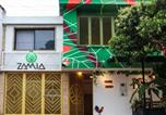 Hôtel Bucaramanga - Zamia Hostel-1