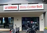 Location vacances Brienz - Moto-Center Beo Ag (Bike & Bed)-1