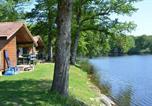 Camping avec Site nature Arnay-le-Duc - Camping de L'Etang du Merle-3