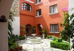 Hôtel Oaxaca de Juárez - Hotel Trébol-1