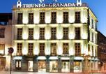 Hôtel Grenade - Hotel Exe Triunfo-1
