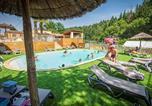 Camping avec WIFI Eclassan - Camping Coeur d'Ardèche -1