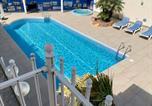 Amerique Hotel Palavas Montpellier Sud