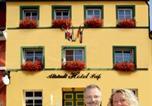 Hôtel Stralsund - Altstadt Hotel Peiß-1