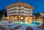Hôtel İçmeler - Fortuna Beach Hotel