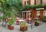 Hôtel Pied des pistes Girmont Val d'Ajol - Hotel du Lion Vert-1