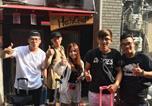 Location vacances Osaka - Guesthouse Hetogep-4