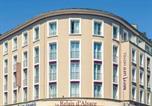 Hôtel Crozon - Hotel Mercure Brest Centre Les Voyageurs-2