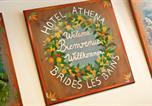 Hôtel Montaimont - Hotel Athena